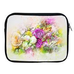 Flowers Bouquet Art Nature Apple Ipad 2/3/4 Zipper Cases
