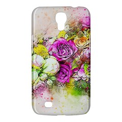 Flowers Bouquet Art Nature Samsung Galaxy Mega 6 3  I9200 Hardshell Case
