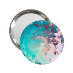 Background Art Abstract Watercolor 2 25  Handbag Mirrors