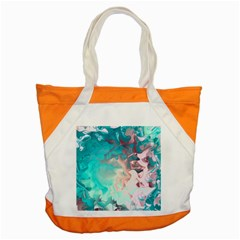 Background Art Abstract Watercolor Accent Tote Bag