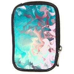 Background Art Abstract Watercolor Compact Camera Cases