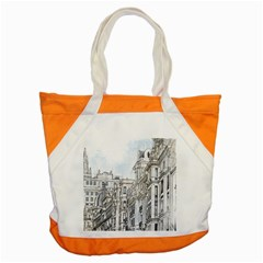 Architecture Building Design Accent Tote Bag