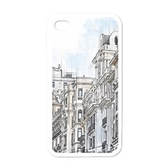 Architecture Building Design Apple Iphone 4 Case (white)
