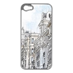 Architecture Building Design Apple Iphone 5 Case (silver)