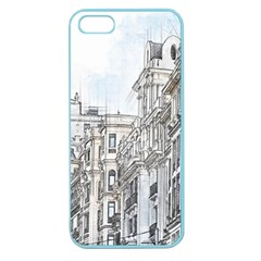 Architecture Building Design Apple Seamless Iphone 5 Case (color)