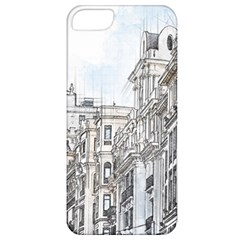 Architecture Building Design Apple Iphone 5 Classic Hardshell Case