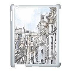 Architecture Building Design Apple Ipad 3/4 Case (white)