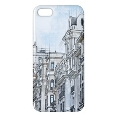 Architecture Building Design Iphone 5s/ Se Premium Hardshell Case