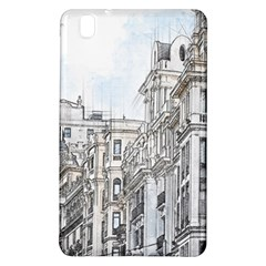 Architecture Building Design Samsung Galaxy Tab Pro 8 4 Hardshell Case