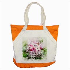 Flowers Bouquet Art Nature Accent Tote Bag