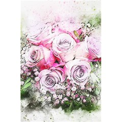 Flowers Bouquet Art Nature 5 5  X 8 5  Notebooks