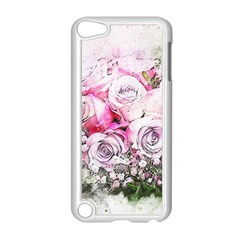 Flowers Bouquet Art Nature Apple Ipod Touch 5 Case (white)
