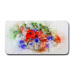 Flowers Bouquet Art Nature Medium Bar Mats