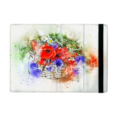 Flowers Bouquet Art Nature Apple Ipad Mini Flip Case