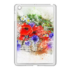 Flowers Bouquet Art Nature Apple Ipad Mini Case (white)