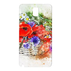 Flowers Bouquet Art Nature Samsung Galaxy Note 3 N9005 Hardshell Back Case