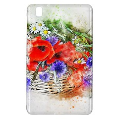 Flowers Bouquet Art Nature Samsung Galaxy Tab Pro 8 4 Hardshell Case