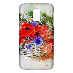 Flowers Bouquet Art Nature Galaxy S5 Mini
