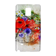 Flowers Bouquet Art Nature Samsung Galaxy Note 4 Hardshell Case