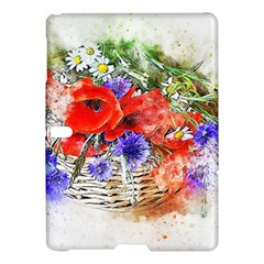 Flowers Bouquet Art Nature Samsung Galaxy Tab S (10 5 ) Hardshell Case