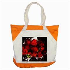 Strawberry Fruit Food Art Abstract Accent Tote Bag