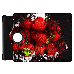 Strawberry Fruit Food Art Abstract Kindle Fire Hd 7
