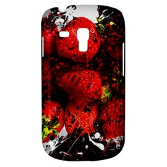 Strawberry Fruit Food Art Abstract Galaxy S3 Mini
