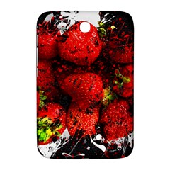 Strawberry Fruit Food Art Abstract Samsung Galaxy Note 8 0 N5100 Hardshell Case