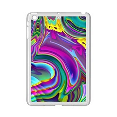 Background Art Abstract Watercolor Ipad Mini 2 Enamel Coated Cases by Nexatart