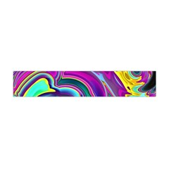 Background Art Abstract Watercolor Flano Scarf (mini) by Nexatart