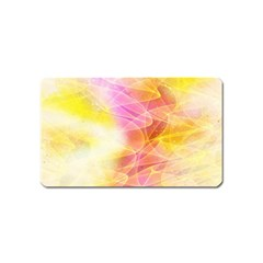 Background Art Abstract Watercolor Magnet (name Card) by Nexatart