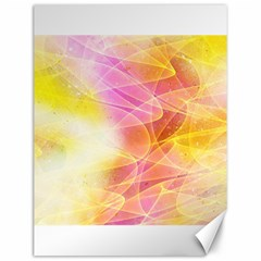 Background Art Abstract Watercolor Canvas 12  X 16