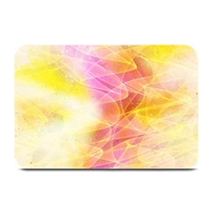 Background Art Abstract Watercolor Plate Mats by Nexatart