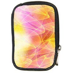 Background Art Abstract Watercolor Compact Camera Cases by Nexatart