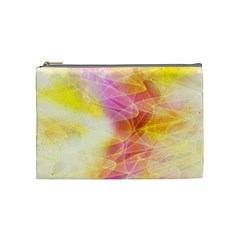 Background Art Abstract Watercolor Cosmetic Bag (medium)