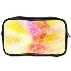 Background Art Abstract Watercolor Toiletries Bags