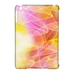 Background Art Abstract Watercolor Apple Ipad Mini Hardshell Case (compatible With Smart Cover)