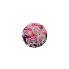 Flowers Bouquet Wedding Art Nature 1  Mini Magnets