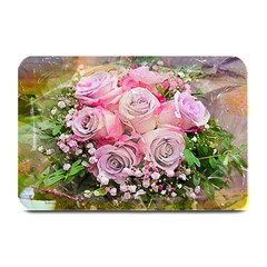 Flowers Bouquet Wedding Art Nature Plate Mats