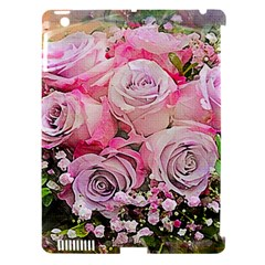 Flowers Bouquet Wedding Art Nature Apple Ipad 3/4 Hardshell Case (compatible With Smart Cover) by Nexatart