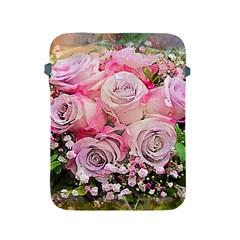 Flowers Bouquet Wedding Art Nature Apple Ipad 2/3/4 Protective Soft Cases