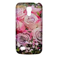 Flowers Bouquet Wedding Art Nature Galaxy S4 Mini