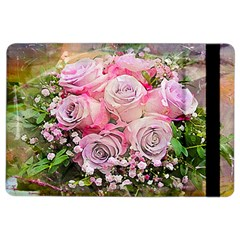 Flowers Bouquet Wedding Art Nature Ipad Air 2 Flip
