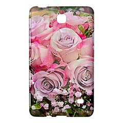 Flowers Bouquet Wedding Art Nature Samsung Galaxy Tab 4 (7 ) Hardshell Case
