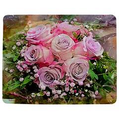Flowers Bouquet Wedding Art Nature Jigsaw Puzzle Photo Stand (rectangular)