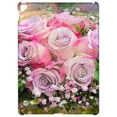 Flowers Bouquet Wedding Art Nature Apple Ipad Pro 12 9   Hardshell Case