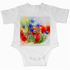Flowers Bouquet Art Nature Infant Creepers