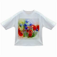 Flowers Bouquet Art Nature Infant/toddler T Shirts