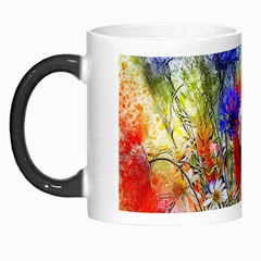 Flowers Bouquet Art Nature Morph Mugs