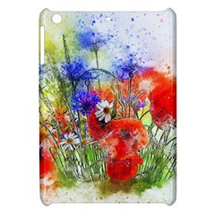 Flowers Bouquet Art Nature Apple Ipad Mini Hardshell Case by Nexatart